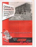 Chiksan Company 1955 Vintage Ad Takes Compressors Pulse Gas Flowing