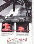 Cameron Iron Works 1955 Vintage Ad Oil Well Rig QRC SS Cellar Space