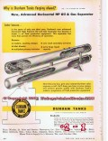 Anderson-Dunham Inc 1955 Vintage Ad Oil Gas Separator Horizontal HP