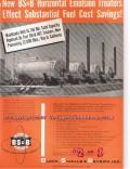Black Sivalls Bryson Inc 1955 Vintage Ad Oil Emulsion Treaters Savings