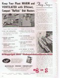 Brown Fintube Company 1955 Vintage Ad Oil Heat Exchanger High Pressure