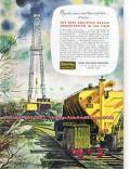 Magnet Cove Barium Corp 1955 Vintage Ad Oil Drilling Magcobar Mud Best