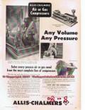 Associated Oil Field Rentals 1955 Vintage Ad George Rental Equipment