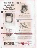 Bonney Forge Tool Works 1955 Vintage Ad Oil Weldolet Welding Fitting