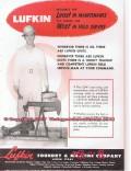 Lufkin Foundry Machine Company 1955 Vintage Ad Oil Pump Most Service