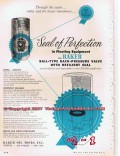 Baker Oil Tools Inc 1955 Vintage Ad Petroleum Industry Seal Perfection