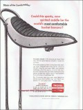 troxel mfg company 1966 bicycle bucket banana seat vintage ad
