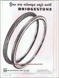 bridgestone tire company 1966 always safe bicycle tires vintage ad