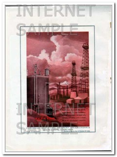 Petroleum Rectifying Company 1934 Vintage Ad Oil Petreco Unit System