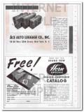 Accurate Steel Rule Die Manufacturers 1950 Vintage Ad Clicker Want
