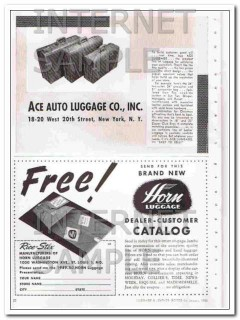 Accurate Steel Rule Die Manufacturers 1950 Vintage Ad Clicker Want
