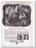 international paper company 1948 the milk is nice and clean vintage ad