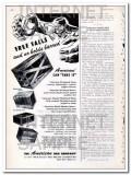 hunter pressed steel company 1948 specify test loads vintage ad