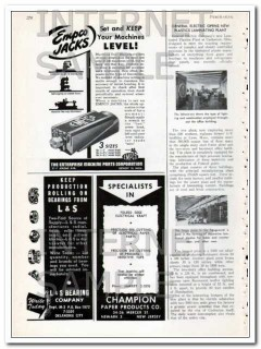 electric storage battery company 1948 traffic cop airways vintage ad