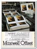 howard paper mills inc 1948 uniformity finish strength ink vintage ad