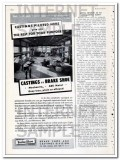 american brake shoe company 1948 castings piloted here vintage ad