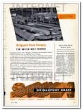 bridgeport brass company 1948 nation-wide metal service vintage ad
