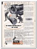 allen mfg company 1948 super strength socket tool vintage ad