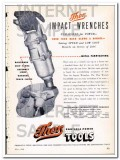 independent pneumatic tool co 1948 thor impact wrenches vintage ad