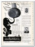 Chicago Rawhide Mfg Company 1948 Vintage Ad Leather Soft Mallets