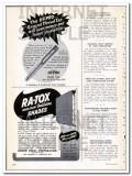 hy-pro tool company 1948 save money ground thread tap vintage ad