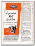 briggs and stratton corp 1948 experience skill facilities vintage ad