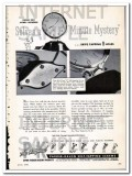 parker-kalon corp 1948 minute mystery self tapping screws vintage ad