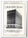 Phillips Petroleum Company 1927 Vintage Ad Oil New Home Bartlesville