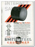 A O Smith Corp 1927 Vintage Ad Oil Accurate Fitting Pipe Smithsteel