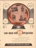 Creamery Package Mfg Company 1951 Vintage Ad Ice Cream Refrigeration