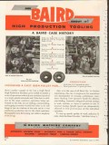 baird machine company 1953 production tooling case history vintage ad