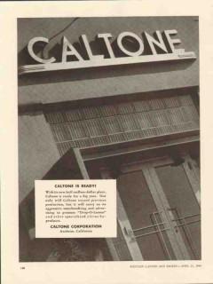 caltone corp 1946 ready for a big year drop-o-lemon citrus vintage ad