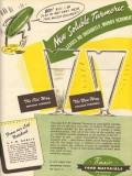 basic food materials 1946 soluble turmeric muddy sediment vintage ad