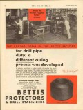 Patterson-Ballagh Corp 1931 Vintage Ad Oil Drill Pipe Different Curing
