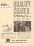 Butler Mfg Company 1953 Vintage Ad Oil Tank Quality Coated Corrosion