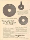 international nickel company 1953 accurate flow metering vintage ad