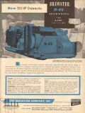 Brewster Company 1953 Vintage Ad Oil Drilling New 350HP Drawworks N-45