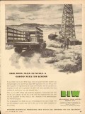 Beaumont Iron Works Company 1953 Vintage Ad Oil BIW Good Man To Know