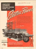 Petroleum Electric Power Assoc 1953 Vintage Ad Completely Automatic