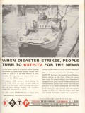 kstp tv 1965 minneapolis mn when disaster strikes news vintage ad