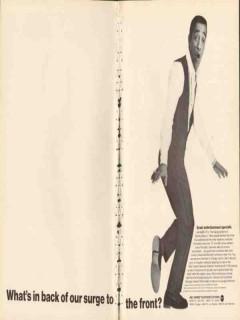 abc owned tv stations 1965 swinging world of sammy davis jr vintage ad