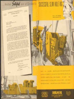 Cardwell Mfg Company 1953 Vintage Ad Sunnyland Contracting Ty Treadway