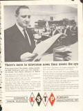 kstp tv 1965 minneapolis mn bill mcgivern television news vintage ad