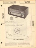 altec lansing model 304a am fm tuner sams photofact manual