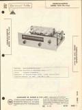 harman-kardon model t-220 the aria am fm tuner sams photofact manual