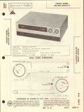 allied radio knight model kn-125b am fm tuner sams photofact manual