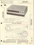 allied radio knight model kn-125b am fm tuner sams photofact manual