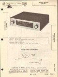 allied radio knight model kn-140 am fm tuner sams photofact manual