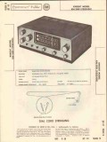 allied radio knight model kn-200 am fm tuner sams photofact manual