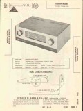 allied radio knight model kn-130 am fm tuner sams photofact manual